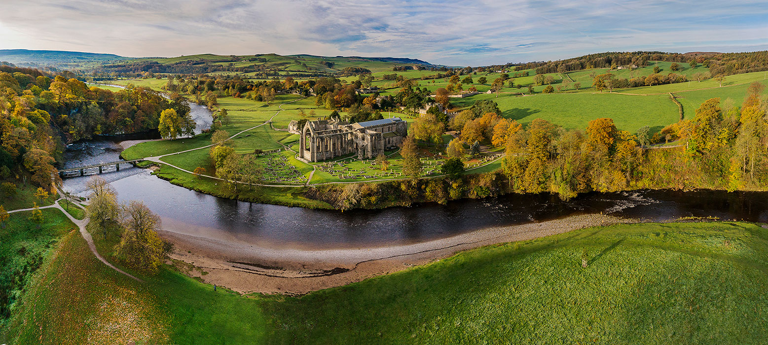 Bolton Abbey Homepage