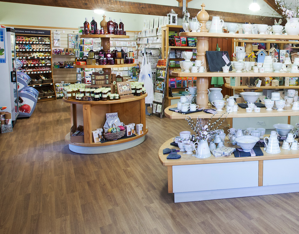 Bolton Abbey Cavendish Shop