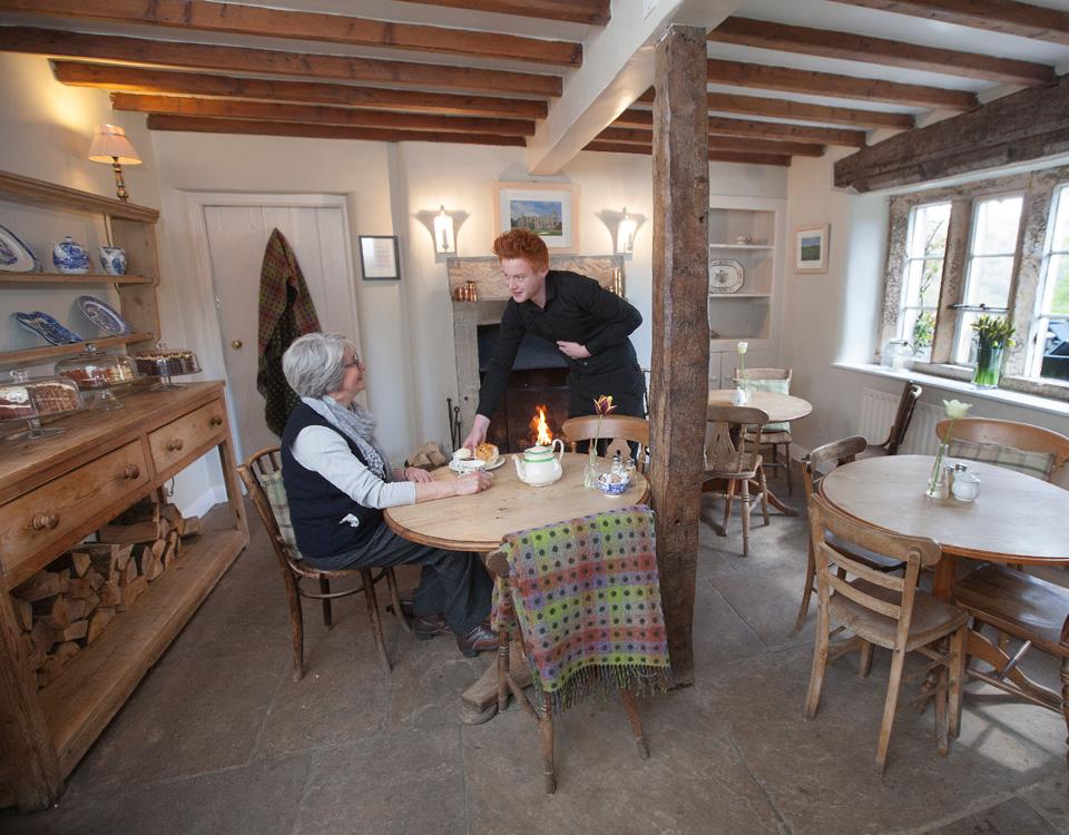 Strid Wood Tea Rooms Bolton Abbey