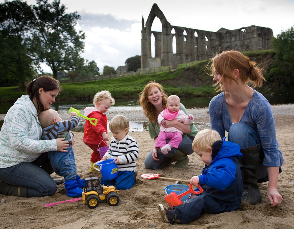 bolton abbey families