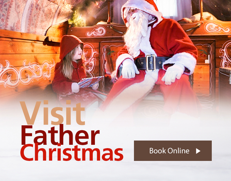 Bolton Abbey Father Christmas Ticket Booking