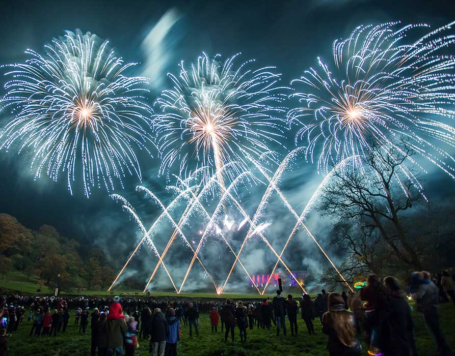 bolton abbey slide fireworks