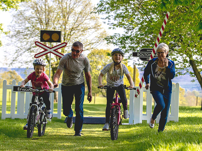 family cycle zone
