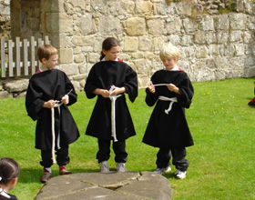 bolton abbey Education