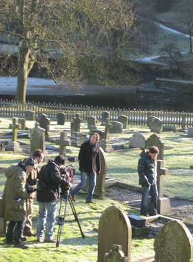 bolton abbey Filming Photography
