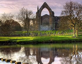 Bolton Abbey Opening Times