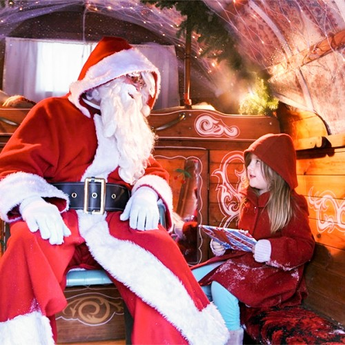 Bolton Abbey Father Christmas Booking Form