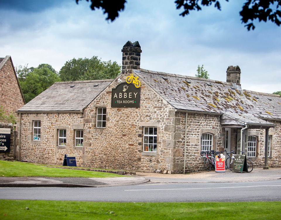 Tea Rooms Bolton Abbey