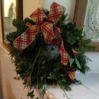 Bolton Abbey Christmas Wreath Workshop small