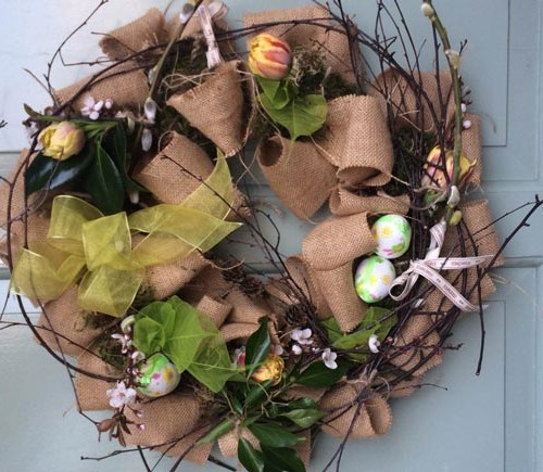easter garland workshop optimised