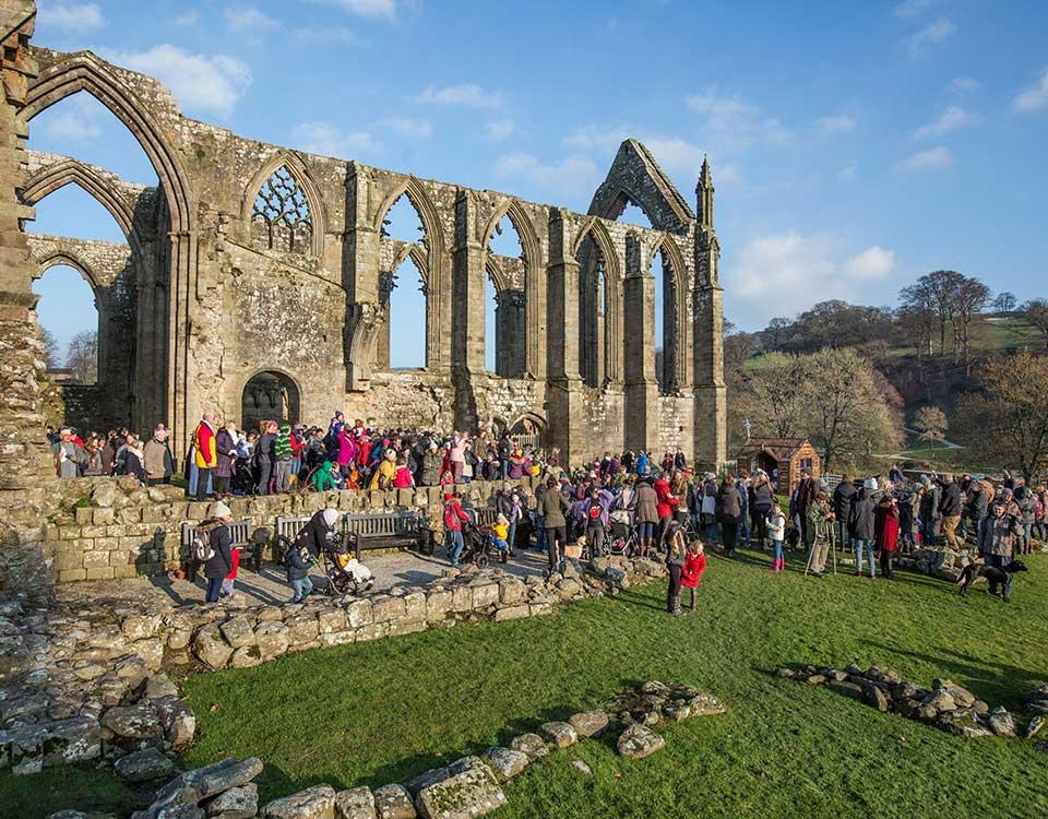 bolton abbey nativity priory