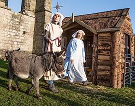 bolton abbey nativity