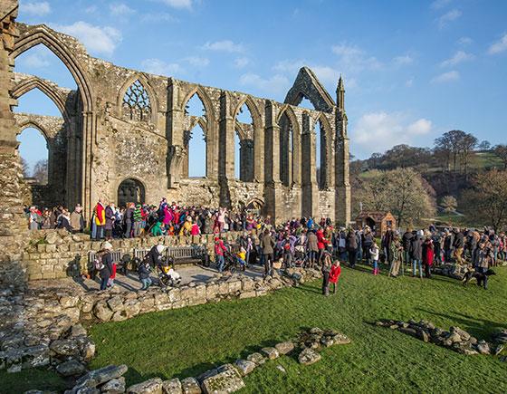 bolton abbey christmas nativity play cta