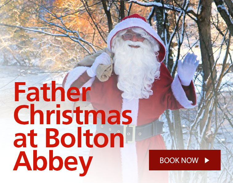 Bolton Abbey Father Christmas
