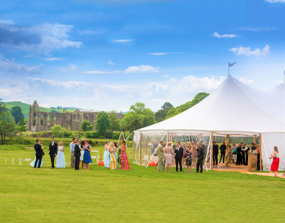 bolton abbey weddings outdoor celebrations