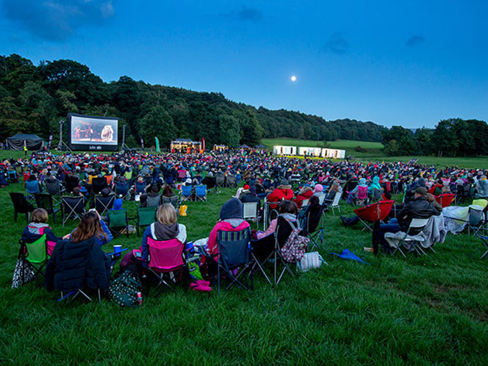 bolton abbey open air cinema