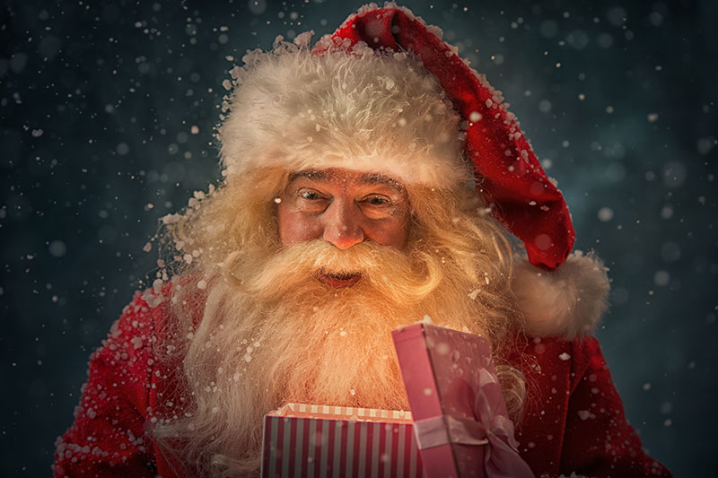 2019 Christmas.Father Christmas 2019 Bolton Abbey Estate