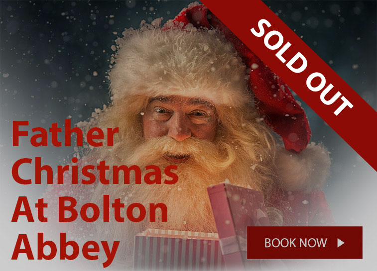 Bolton Abbey Father Christmas Booking Sold Out