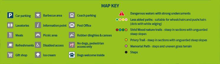 ba map key