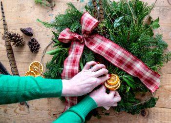 Bolton Abbey Christmas Workshop